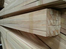 PAULOWNIA TRIANGLE BATTENS AND STRIPS