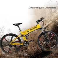 48V 500W lithium battery electric battery power mountain bike