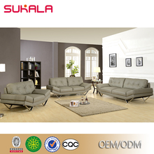 Dongguan furniture manufacturers design japanese style leather sofa