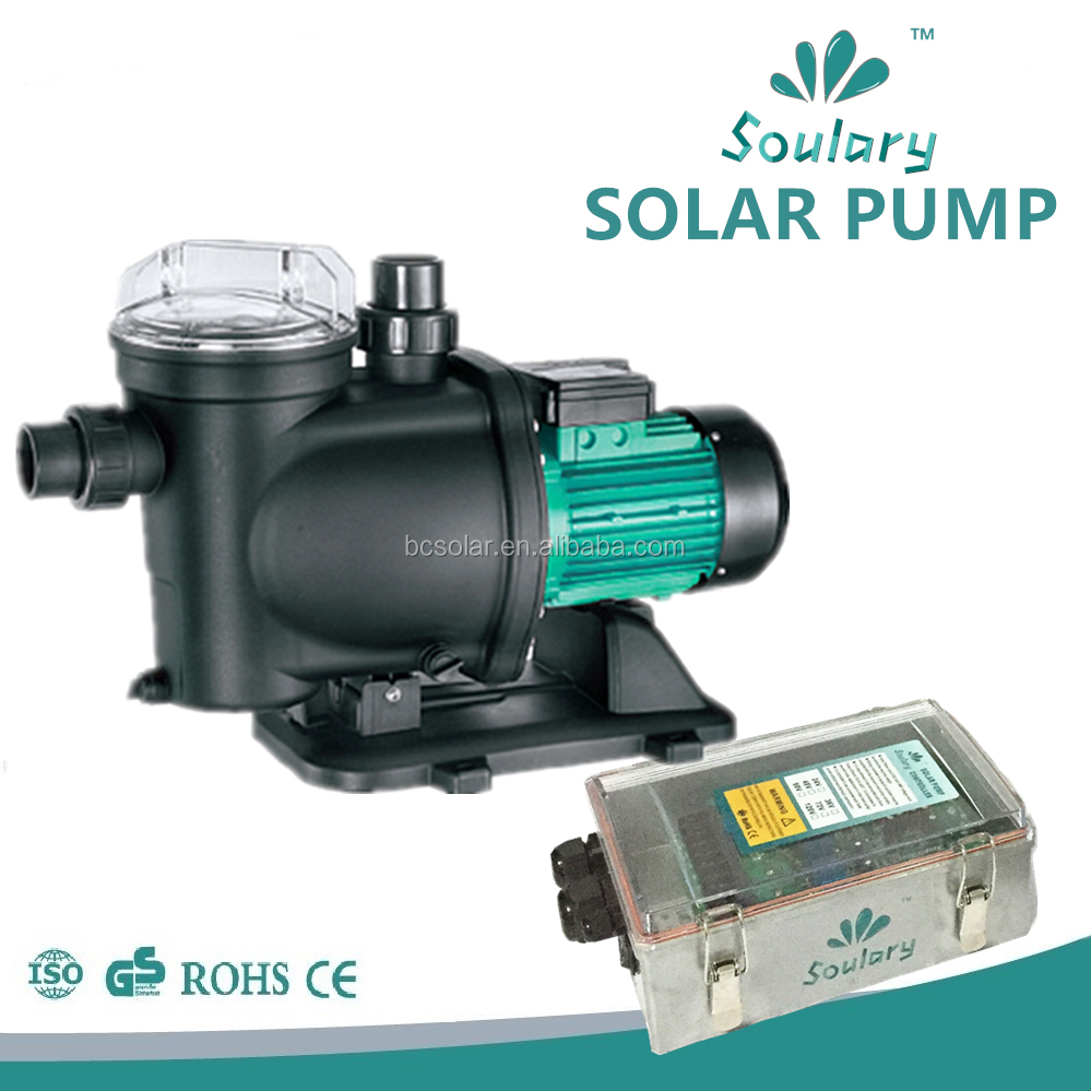 High quality popular DC swimming Solar Pool Pump ( 5 Years Warranty )