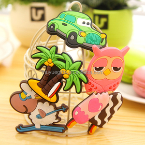 China Factory direct sale 3d soft pvc fridge magnet for promotion