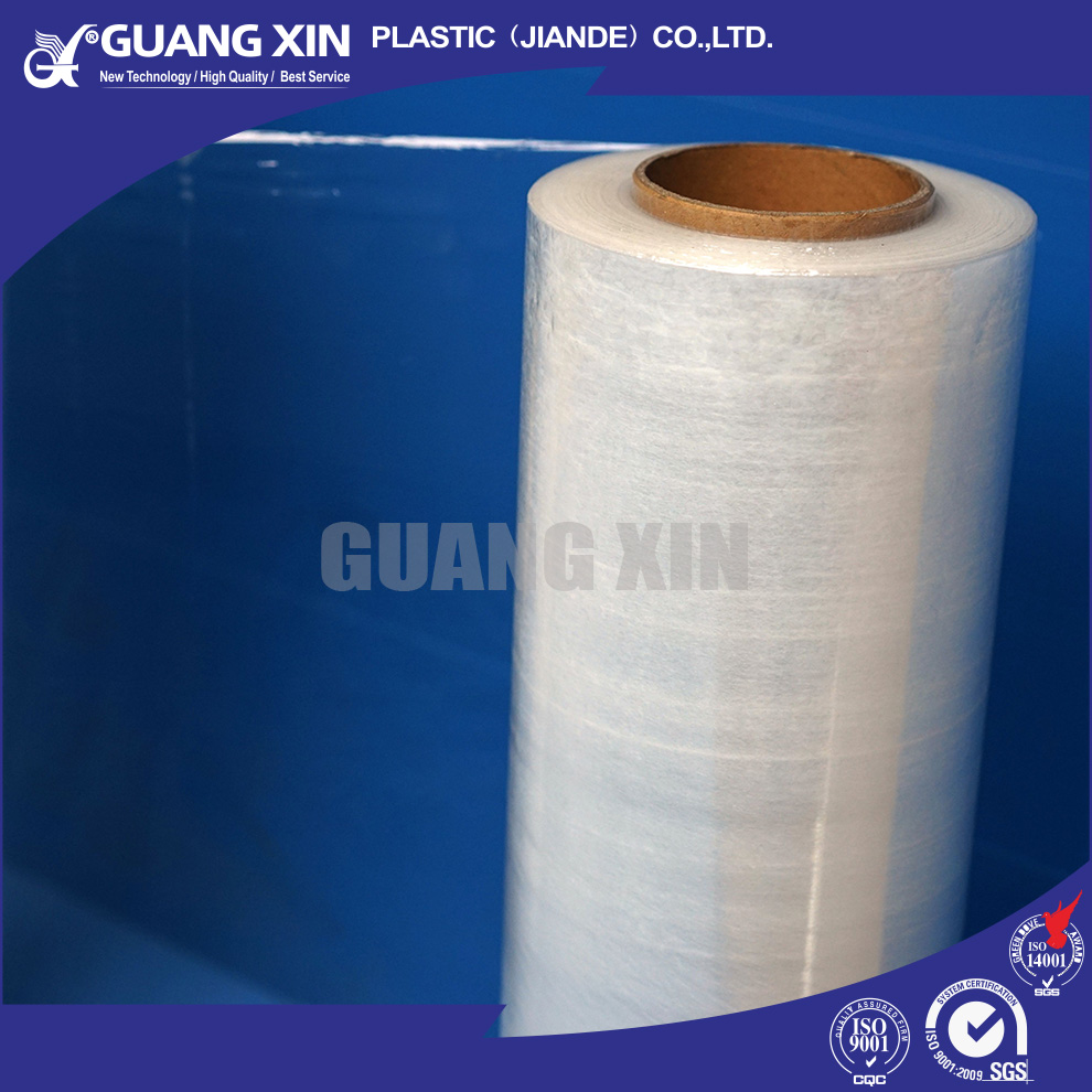 Moisture & dust proof LDPE stretch film