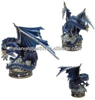 mini plastic toy dragon