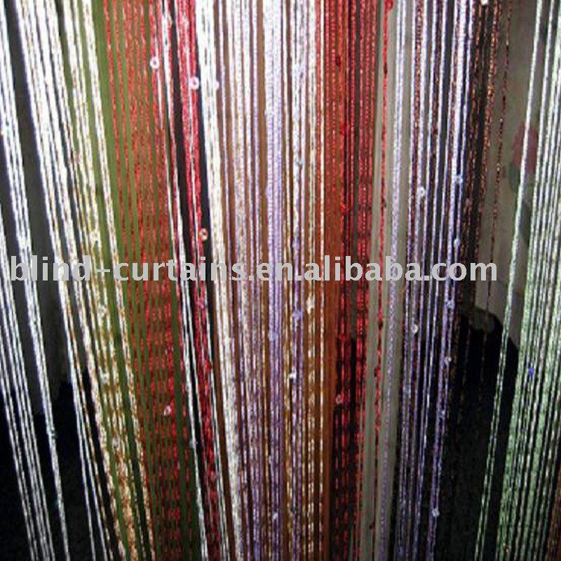 cha ne rideau avec des noeuds rideaux id de produit 350620540. Black Bedroom Furniture Sets. Home Design Ideas