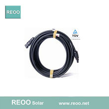 REOO Hot sale excellent resistance to abrasion AWG12 PV cables