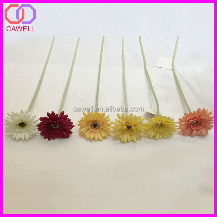 wholesale silk artificial gerbera plants
