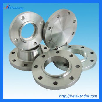 dn100 nickel loose hubbed flange