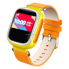 factory direct sale fashion kids gps tracker smart phone watch