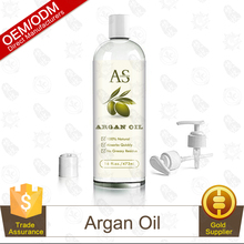 Factory Price Hair care 100% Pure Organic Argan Oil Wholesale