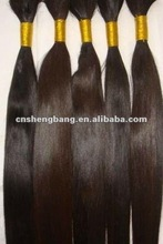 Vrigin remy indian human Hair Bulk