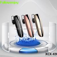 NEW 2017 Shenzhen Factory Smart Car kit Headphones v4.1 Wireless Bluetooth Headset For Driving