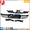 Toyota hilux revo 2015 2016 accessories high quality metal rear bumper spare auto body parts