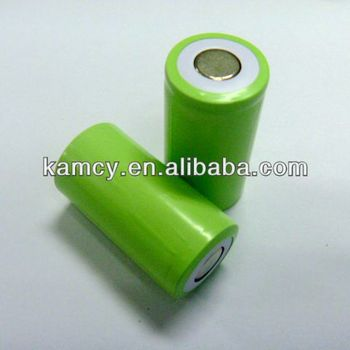 SC size NI-MH battery 1.2V 3500mAh