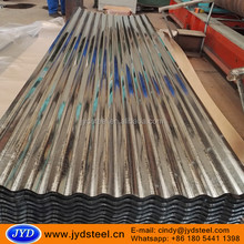 Prime Full hard GC galvanized corrugated sheet to Cameroon