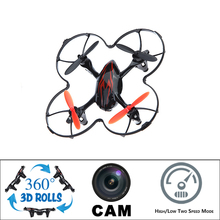 HD camera 6 axis gyro long flight time drone with two speed mode