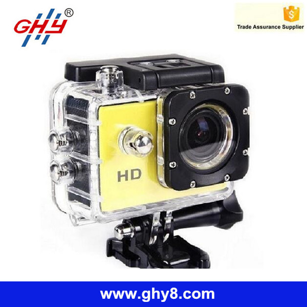 Only $13.5 Factory price Waterproof 720p HD sj4000 extreme sports action video camera