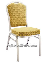 used hotel rental stacking banquet chairs