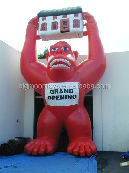 Giant Inflatable Gorilla/ Inflatable King Kong