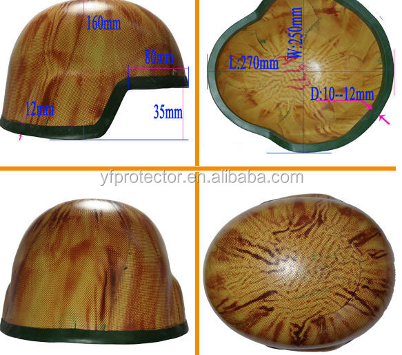 Military Bullet Proof Helmet