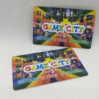 Full Color Offset Pinting Plastic PVC Cards/CR80 UV Printing Plastic Cards China Supplier
