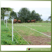Electric fence for farming