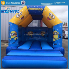 Minions Inflatable Mini Bouncer