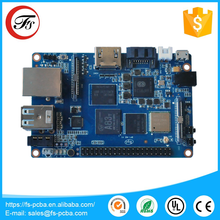 Shenzhen cubieboard BPI-M3 banana pi m3 octa core 8GB eMMC better than prototype PCBA orange pi plus /raspberry pi 3