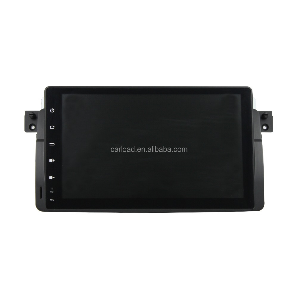 1 din 9 inch android 5.1 car navigation for BMW E46 M3