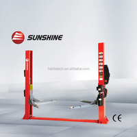 cheap two post car liftter vehicle lift with CE certificate