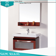 SM-067 corner cabinet lateral file cabinet bathroom cabinet with towel bar