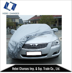 2015 new product low pricauto car vehicle cover for sun/ snow/ frost/ rain/ sunshine/plastic car cover