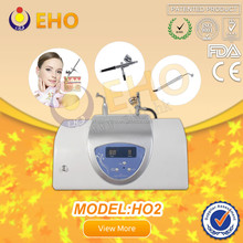 HO2 home use skin oxygen therapy/portable hyperbaric oxygen chamber