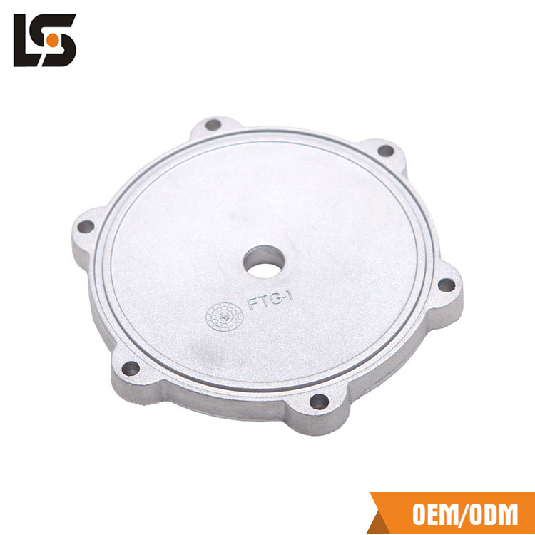 OEM Custom High Pressure Aluminum Die Casting shell for Heavy car oil and water separator