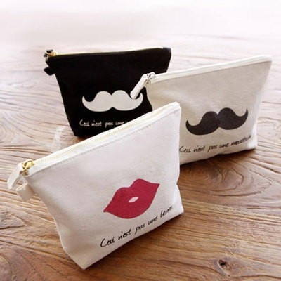 2017 trade assurance beauty travel cosmetic bag makeup bag for women canvas toiletry bag