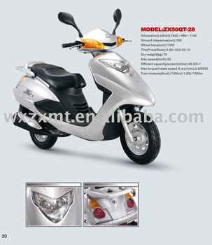 Cheaper Scooter motorcycle ZX50QT-28 Scooter
