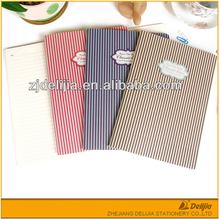 Wholesale china school stationery cheap notebook journal