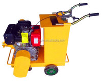 high performance Scarifier cutters / 300A concretion saw cutter machine