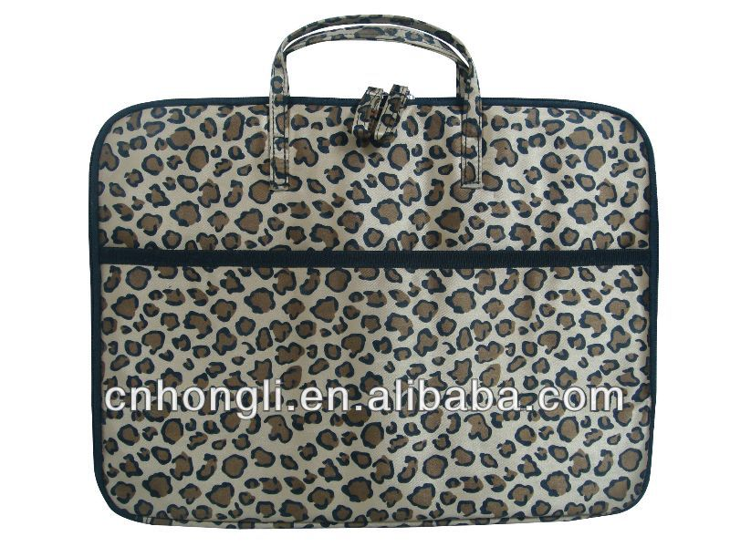 2015 New fashional hot transfer printing laptop bag