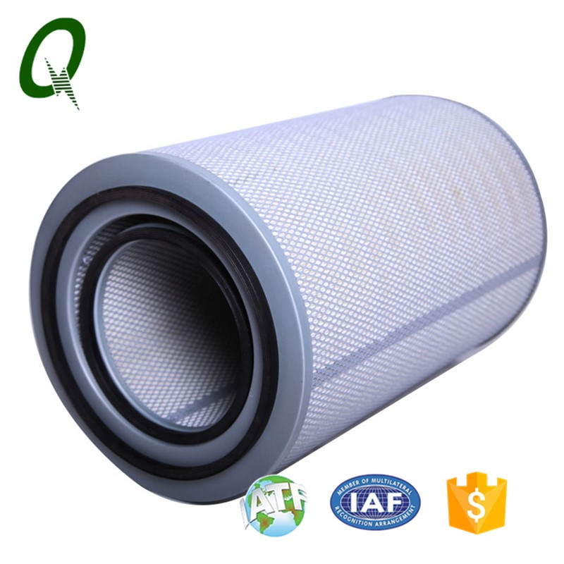 SQ air compressor intake filter for diesel tractor parts supplier in China
