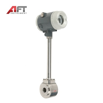DN15air flow meter  vortex flow meter compressed air flow meter