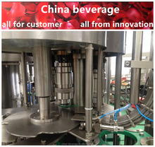 High quality complete automation water washing filling capping machine account factory