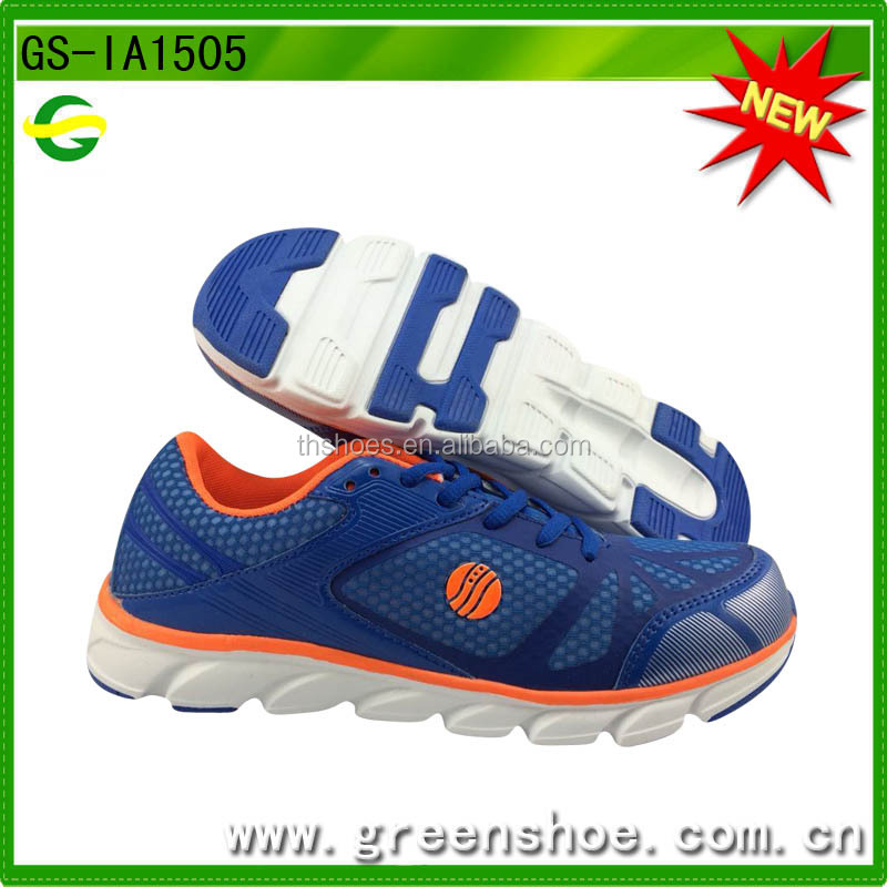 Best selling style running shoes men from China factory