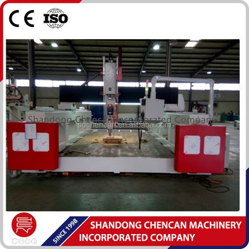 5axis machining center for auto parts mold from china manufacturer