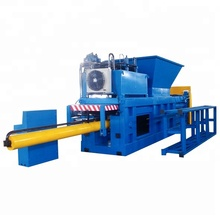 MSW Recycling Machine High Output Carton Cardboard Baler/Compactor