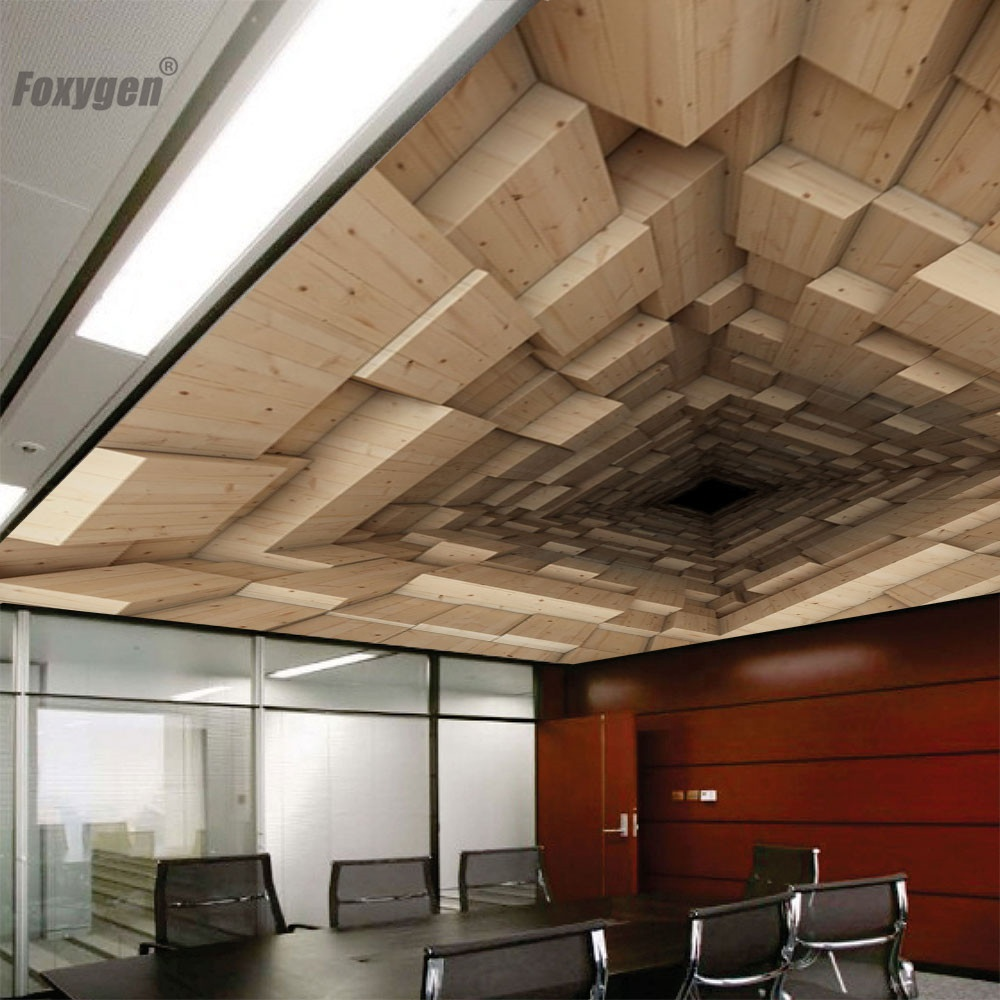 Foxygen Industrial Uv Printed 3d Stretch Ceiling Film Pvc Panel Roof Design Buy Stretch Ceiling 3d Stretch Ceiling Uv Printed Stretch Ceiling Product On Alibaba Com