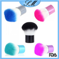 New Colorful Magic Nail Dust Cleaning Brush