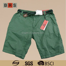 Casual Mens Short Shorts 2014 With Zipper