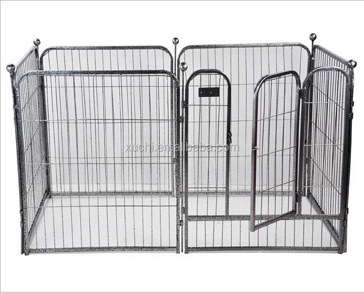 factory cheap dog fence/metal pet fence
