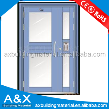 Good Design Stainless Steel Door