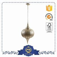 Elegant Top Quality Eco-Friendly Marble Hanging Lamp